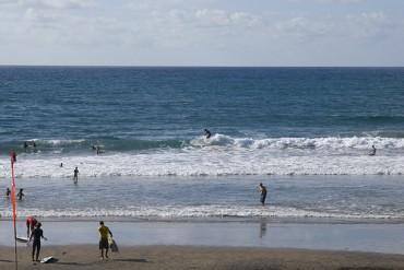 Playa de Las Canteras Gran Canaria