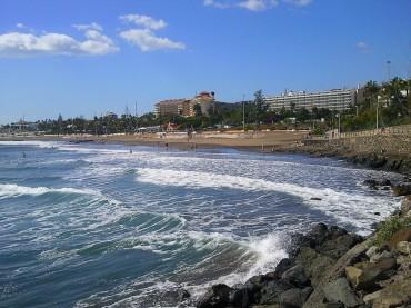 Playa de San Agustìn Gran Canaria